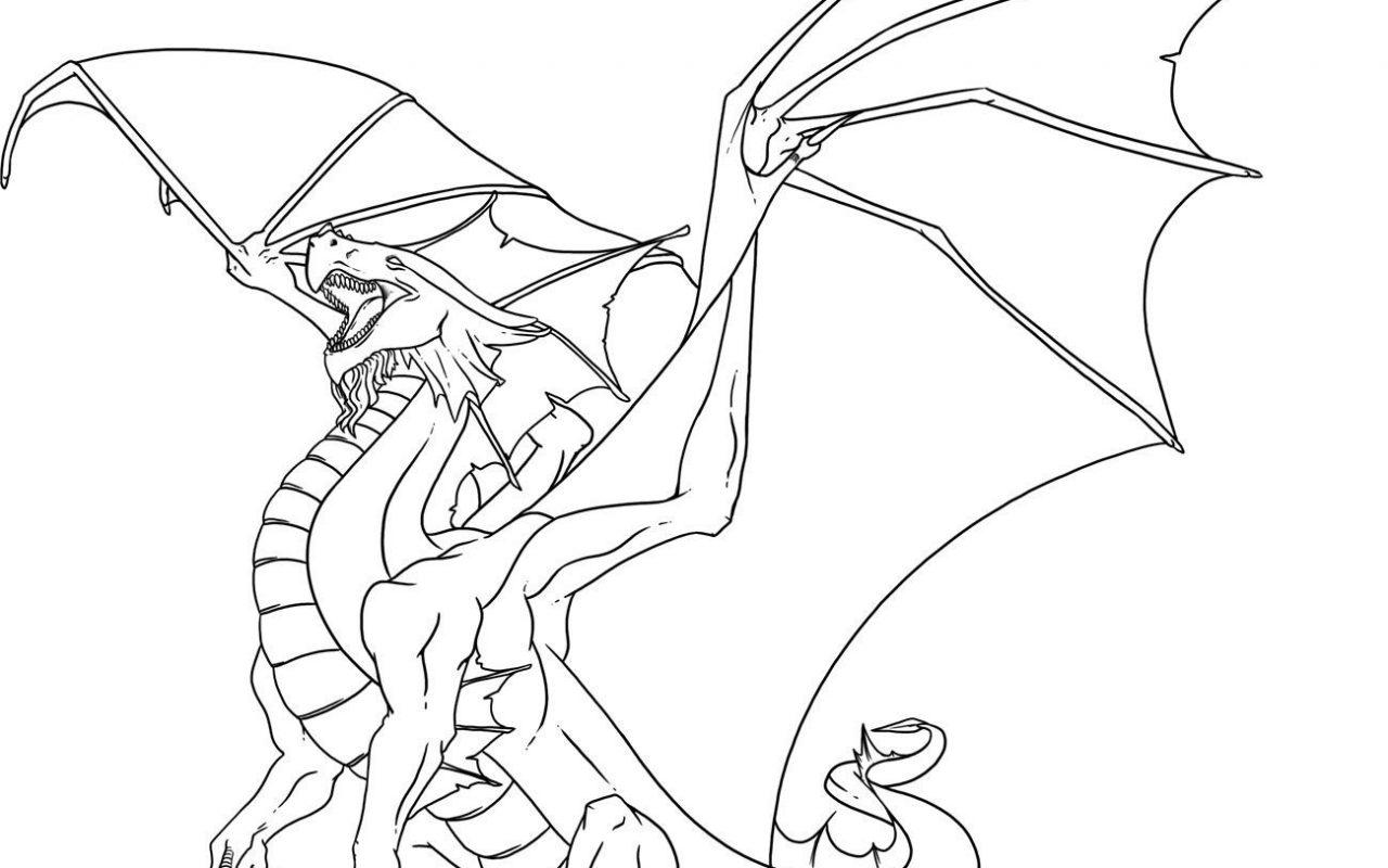 Realistic Dragons Drawing at GetDrawings   Free download