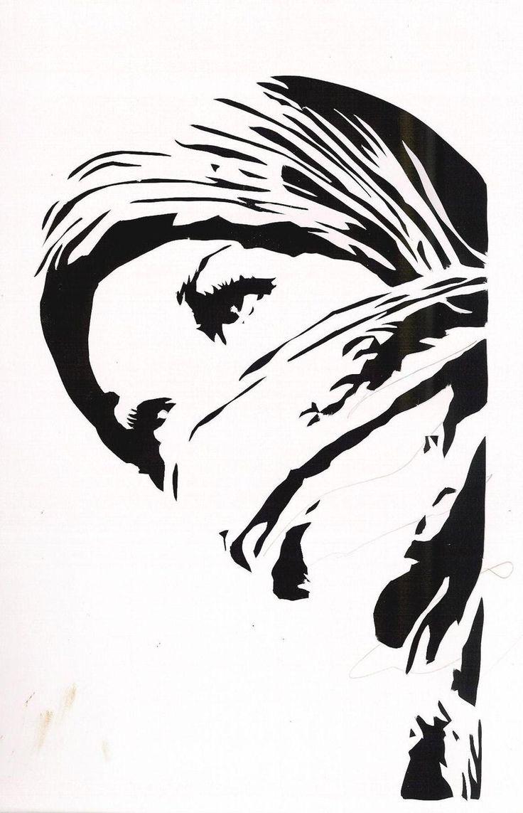 736x1143 Muslim Girls Eye Stills In Drawing Realistic Pencil Drawing