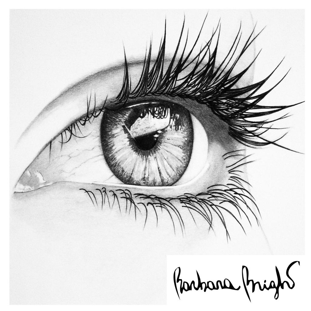 1024x1024 Drawing Crying Eyes Pencil Drawing Eye Crying Pencil Sketch
