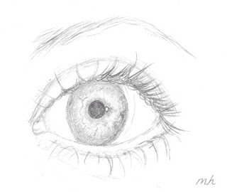 320x270 Very Nice Eye Drawing. Art Studios Art Studios