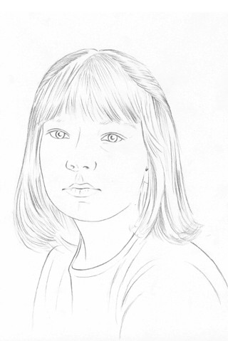 320x479 Drawing Made Easy Realistic Portraits With Jenel Bode The Wet