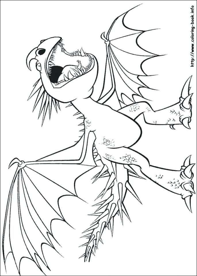 685x960 Fire Breathing Dragon Coloring Page Dragon Coloring Pages Free How