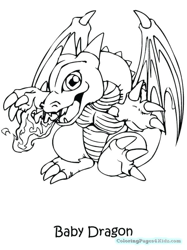 600x800 Fire Breathing Dragon Coloring Page Dragon Coloring Pics How