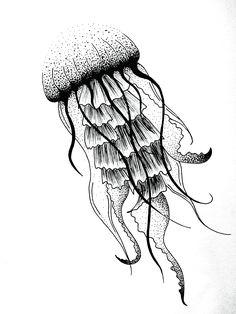 236x314 Nice Shading Tattoos Nice, Tattoo And Jellyfish