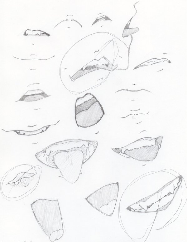 600x775 Mouth Practice By Iamtheino