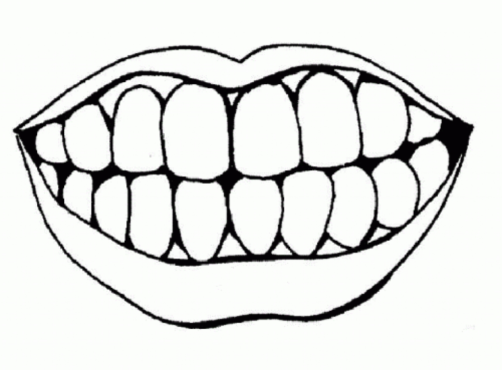 1024x756 Lippy Lips Shopkins Coloring Page. Lips Coloring Page Mouth