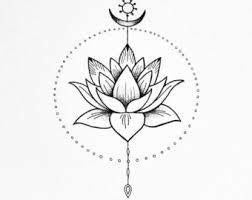 Realistic lotus flower drawing at getdrawings free for 252x200 lotus drawing pics mightylinksfo