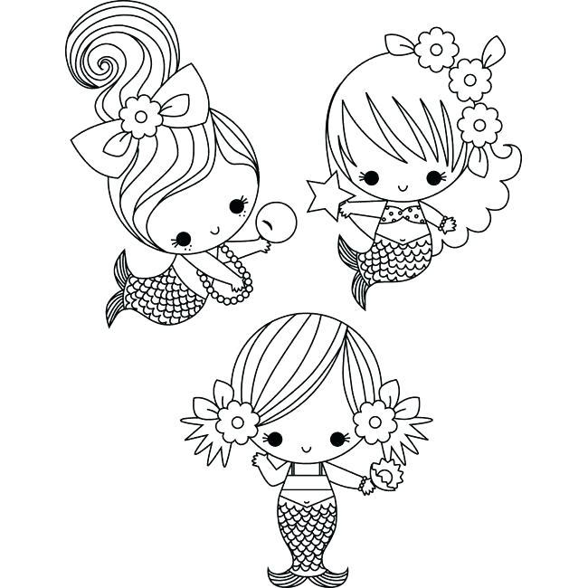 650x650 Mermaid Color Pages Mermaid Coloring Pages Barbie Mermaid Tail