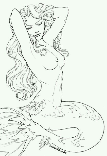 422x612 Pin By Judith Bautista On Art Amp Inspiration Mermaid