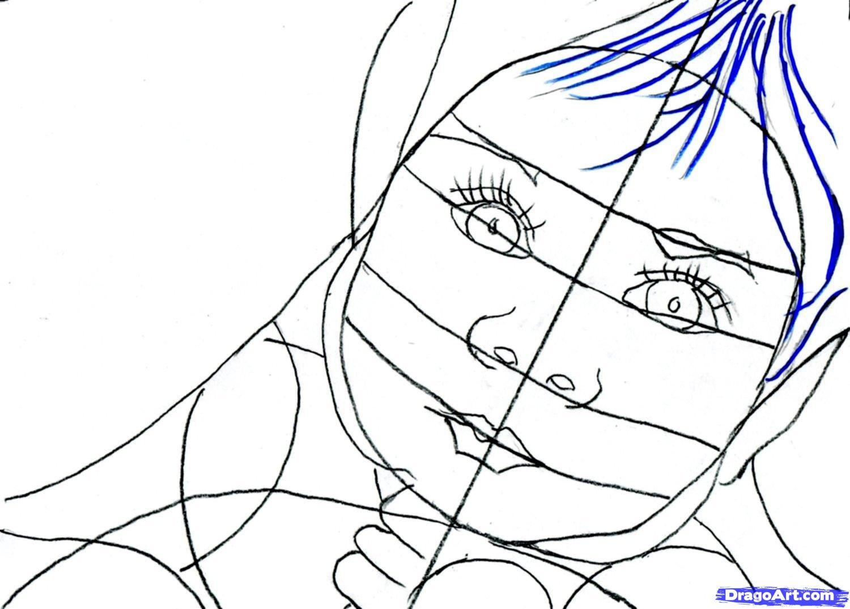 1500x1074 How To Draw Realistic Unicorn