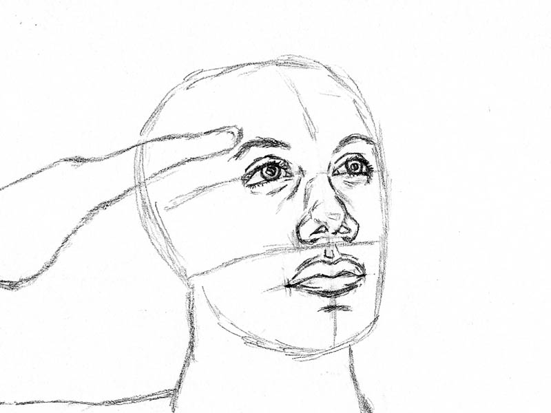 800x600 How To Draw An Army Man Saluting Let's Draw People