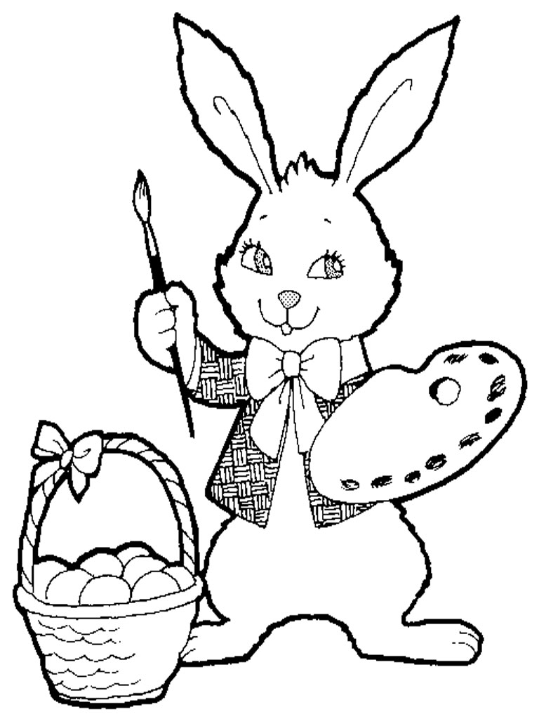 Realistic Rabbit Drawing At GetDrawings