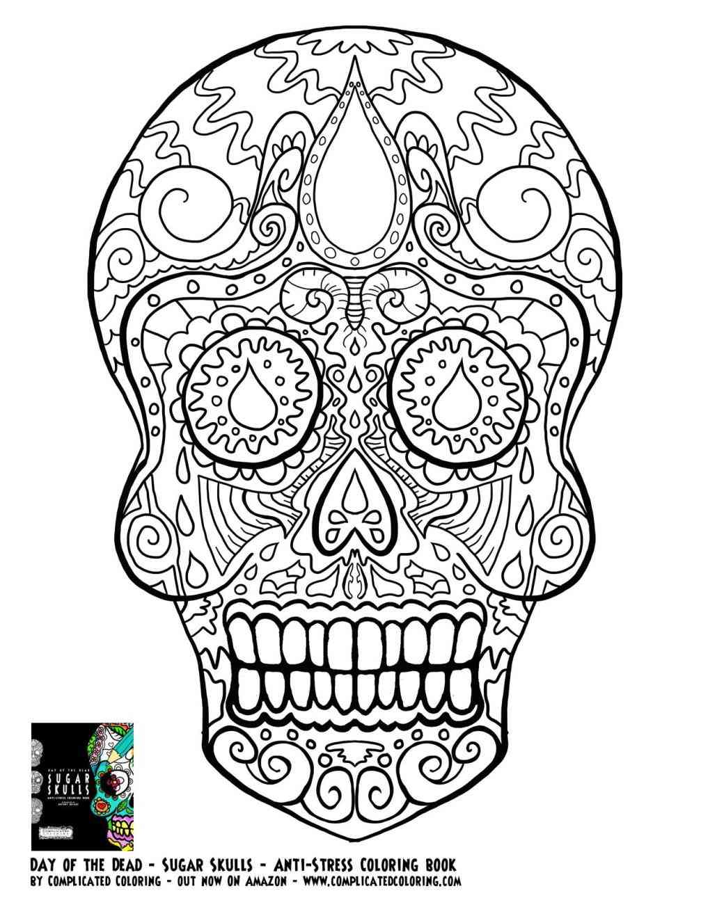 1007x1304 Feminine Sugar Skull Drawings With Roses Watercolor Skull Tattoo