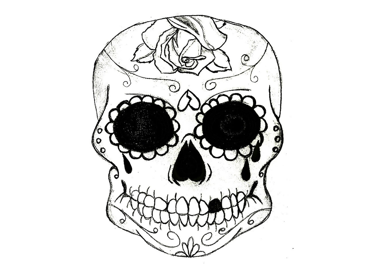 1280x960 Index Of Wp Contentgallerycategory Skull Tattoos