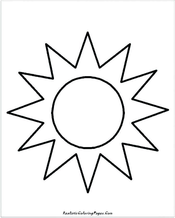 671x836 Great Sun Coloring Pages Image This Is Page Images Medium Size