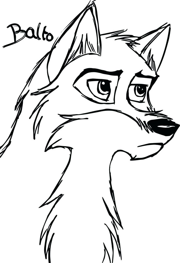 728x1062 Printable Wolf Coloring Pages Coloring Pages Animals Wolf 3 Free