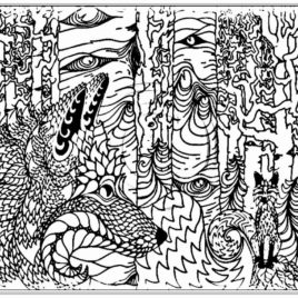268x268 Coloring Pages For Adults Wolf Archives
