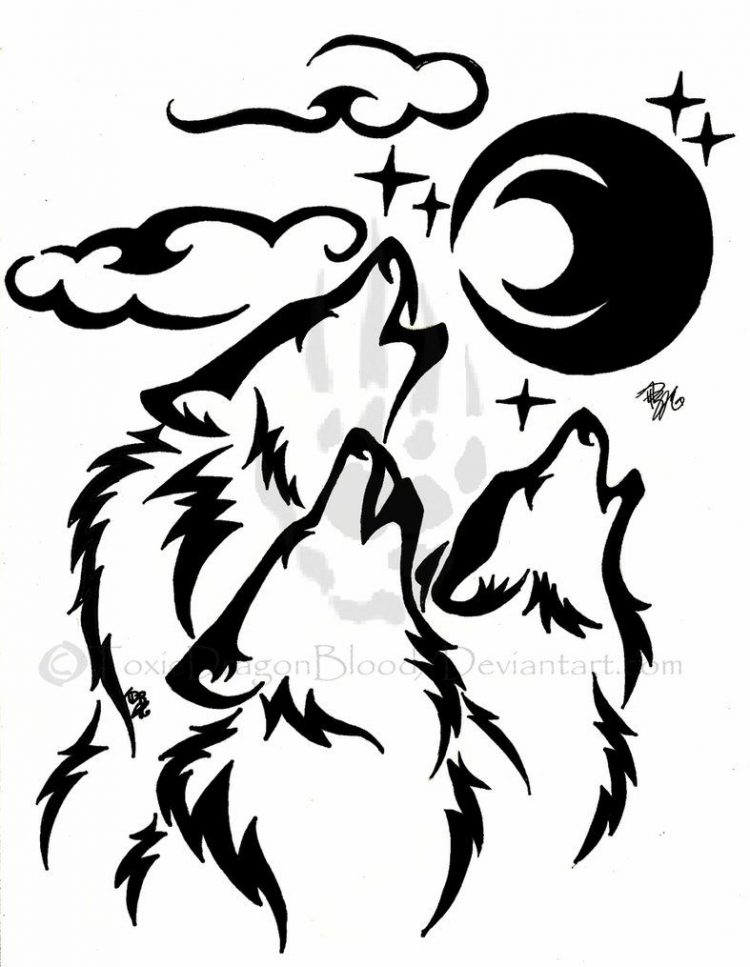 750x967 Drawing Easy Realistic Wolf Drawings In Conjunction With Easy