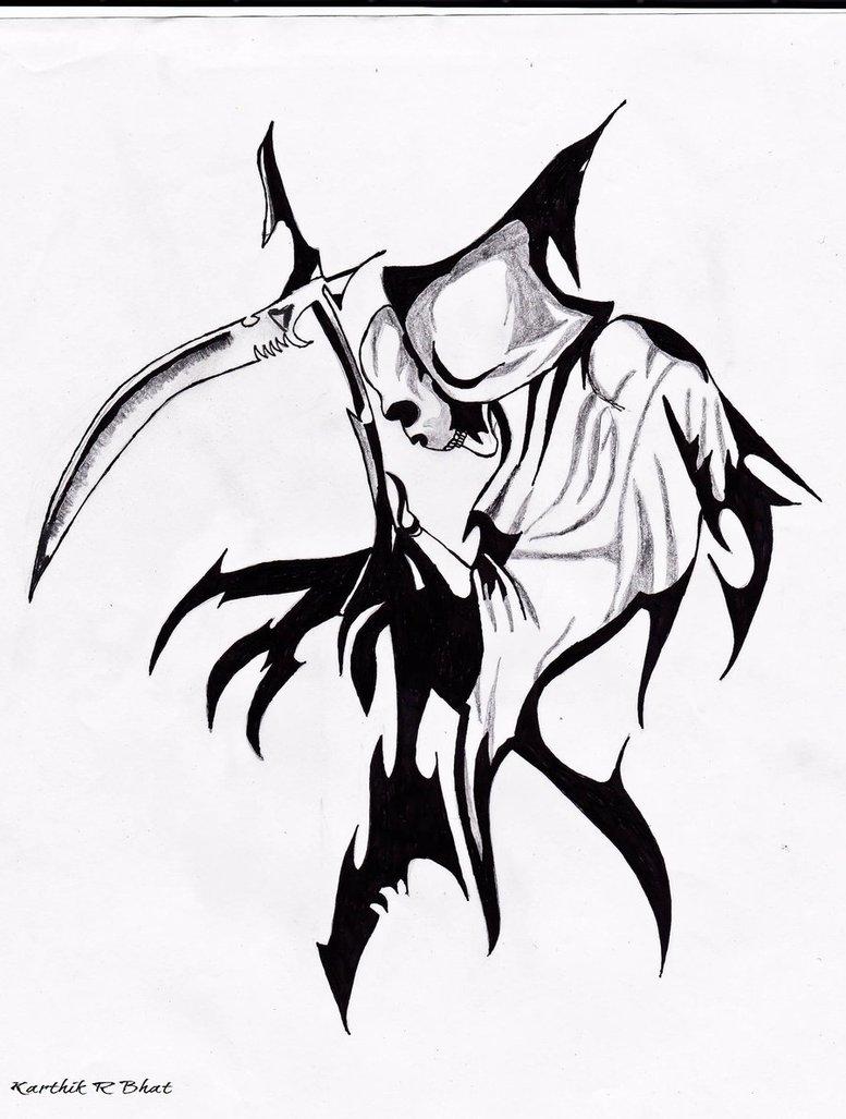 777x1027 Grim Reaper By Karz09