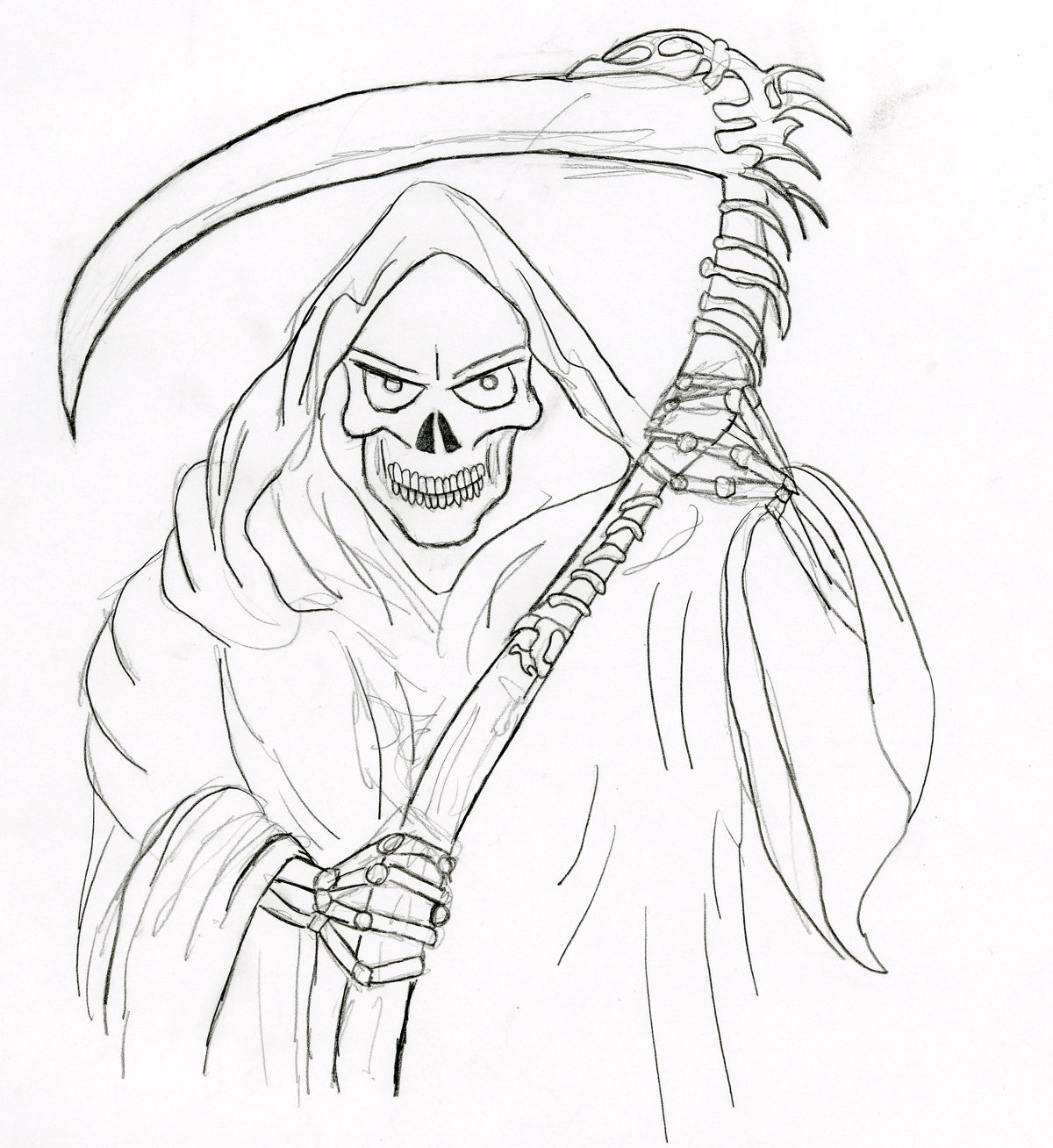 reaper drawing at getdrawings com free for personal use reaper