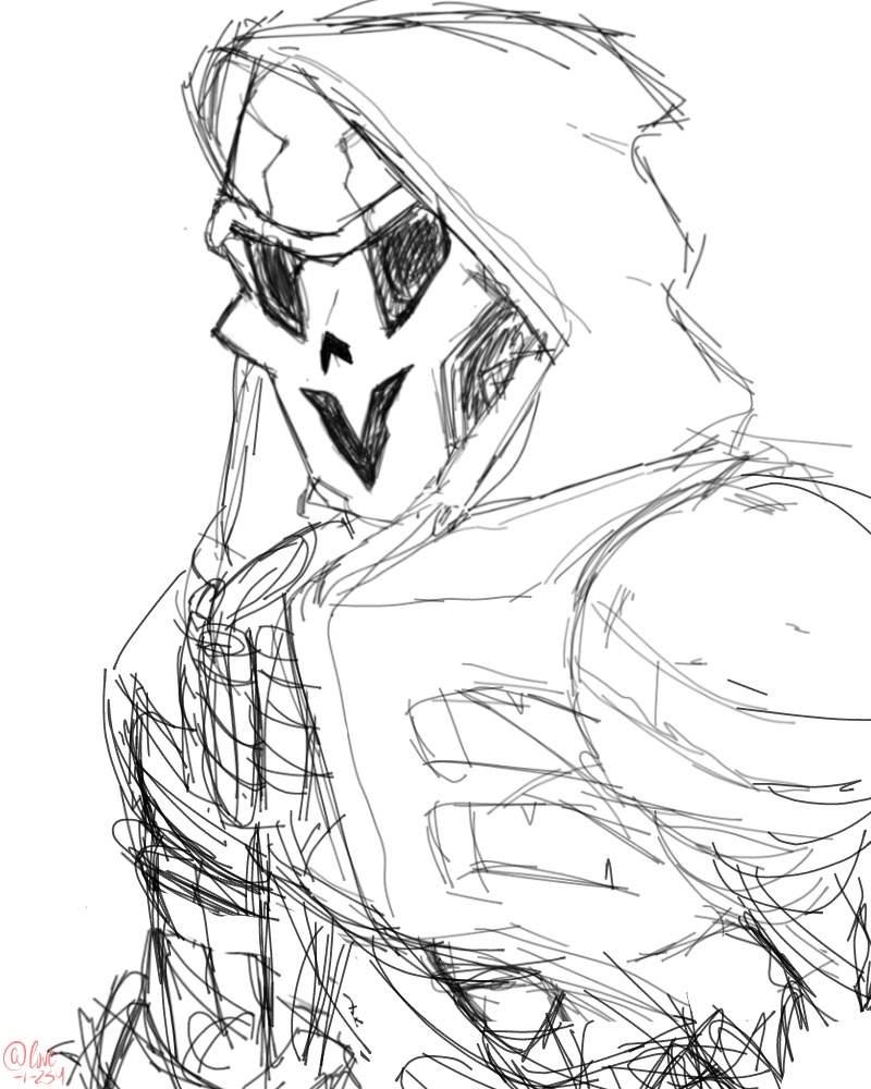 800x1000 Reaper Papyrus Drawing Undertale Amino
