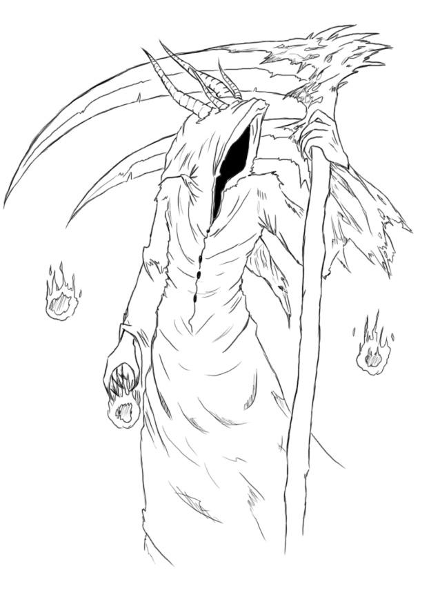 638x875 The Grim Reaper