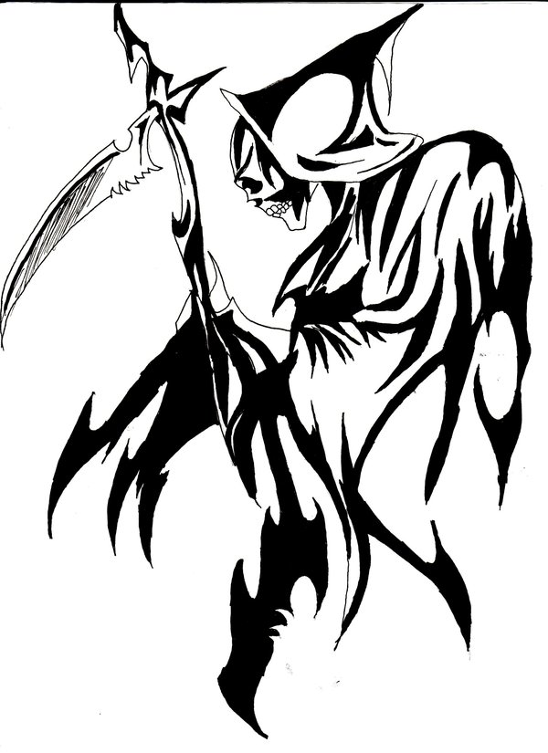 600x825 Grimm Reaper By Jimjuh