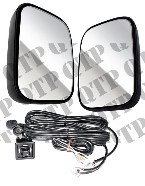 508x650 Electric Heater Mirror Kit Cw Mirror Control