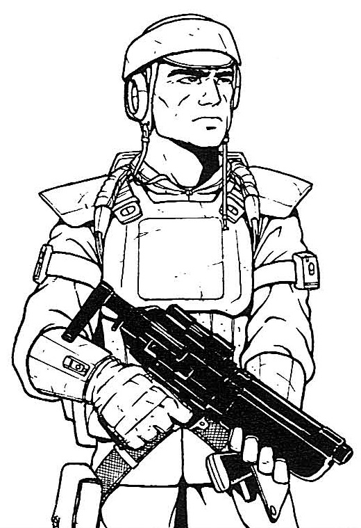520x759 Star Wars Rebel Trooper Drawing Star Wars Rebel Commando