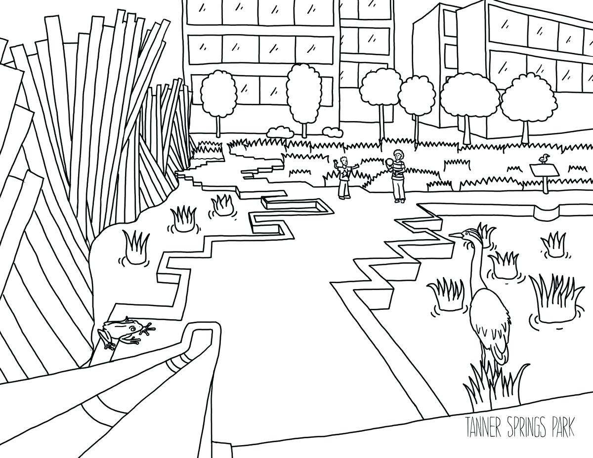1200x927 Coloring Spanish Alphabet Coloring Pages Parks And Recreation