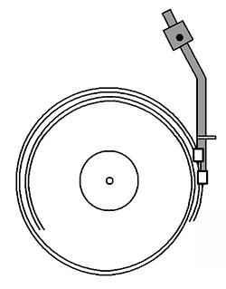 250x319 Emory Cook Binaural Sound Recording Vinyl Lp Livingston Tonearm