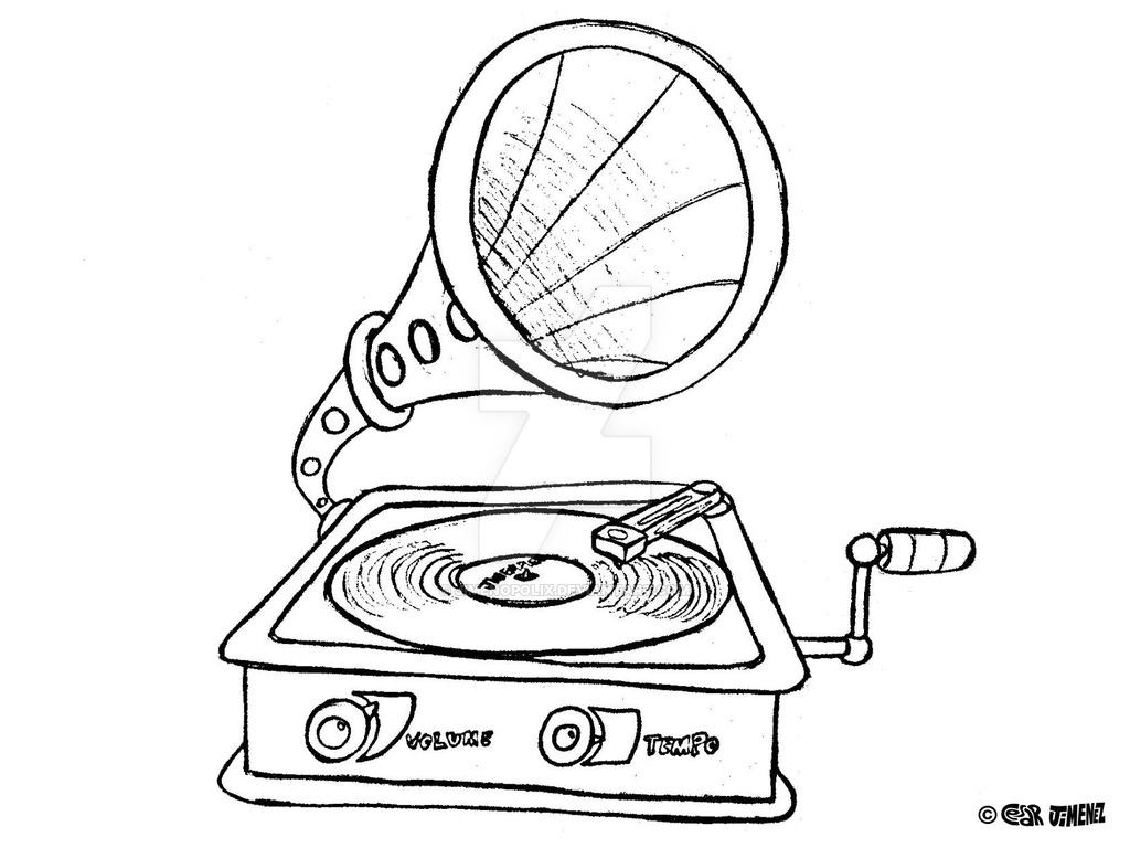 1024x768 Jimenopolix Record Player By Jimenopolix