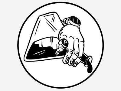 400x300 Record Label Logo (Circle)