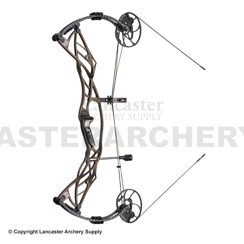 800x800 2016 Hoyt Defiant Compound Bow (Target Colors)