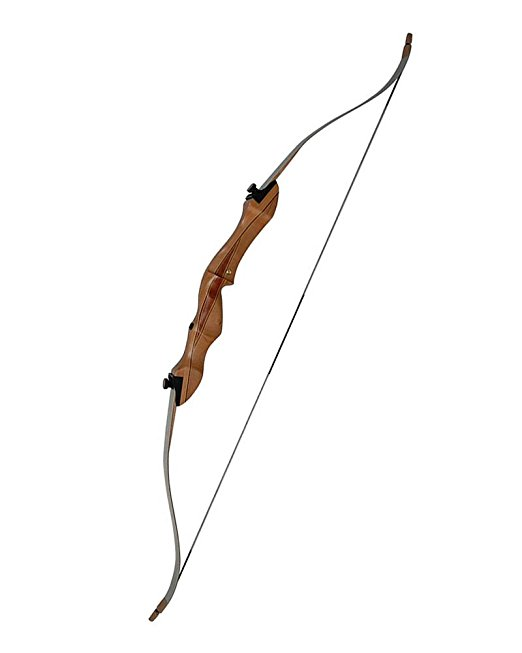 522x653 64 Inch Archery Recurve Bow Takedown Bow Beginner Practice Bow