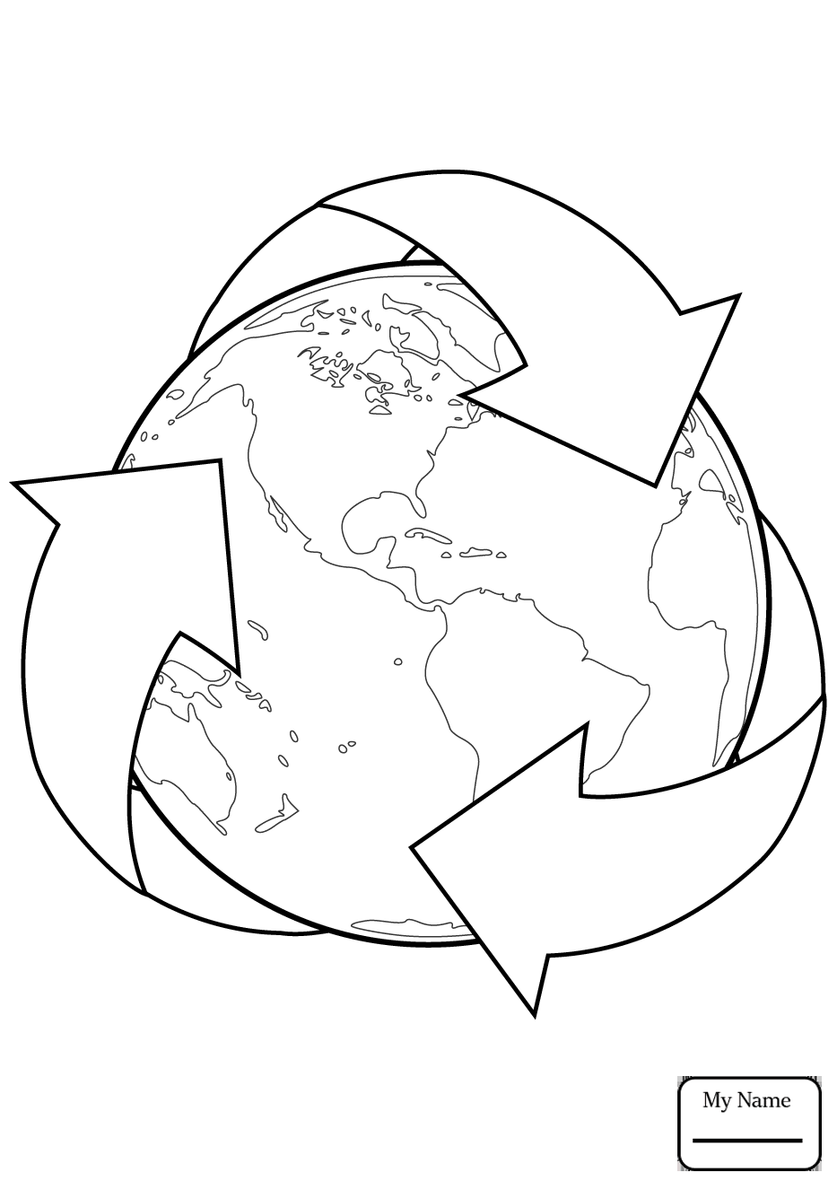 933x1326 Coloring Pages Recycling Nature Seasons Glass Recycling Bin