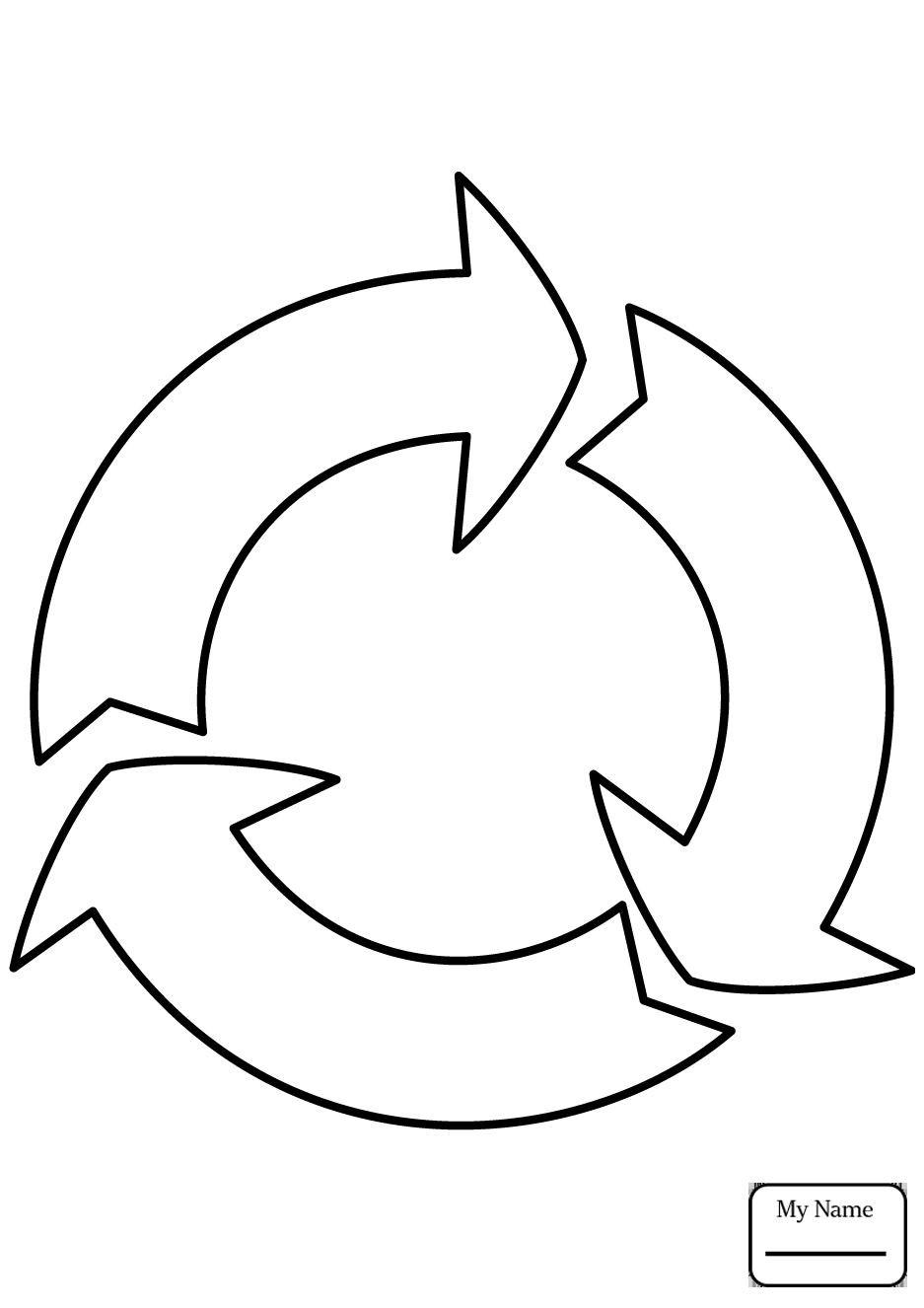 Recycle Bin Drawing at GetDrawings.com | Free for personal use ...