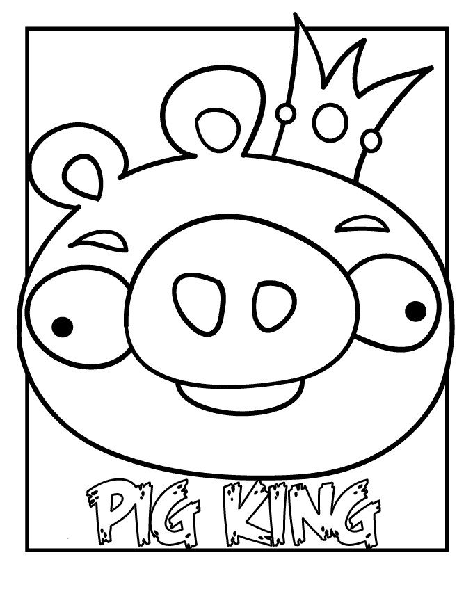 680x880 Angry Birds Coloring Pages I May Use These As A Basis For A Clip
