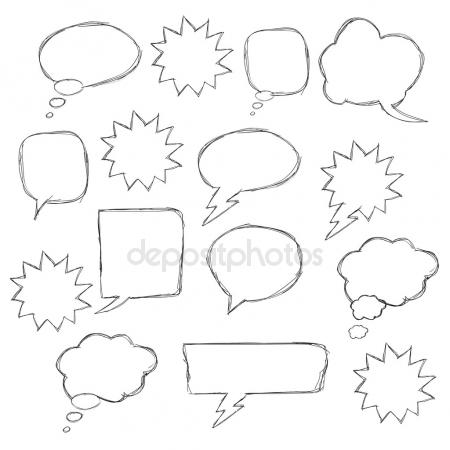 450x450 Set Of Hand Drawn Text Correction Elements. Arrows Pointing