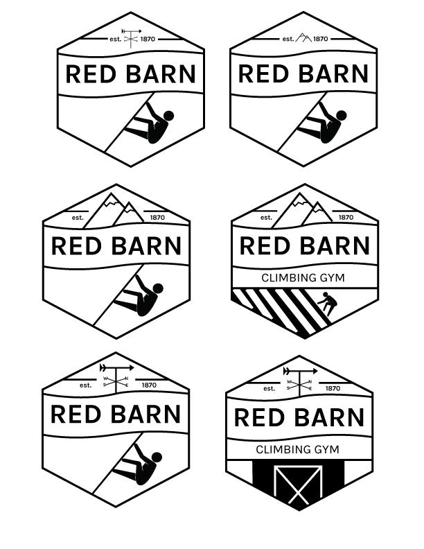 612x792 Red Barn Jessica Cook Design Portfolio