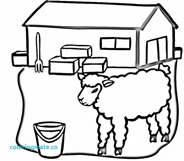 750x657 Barn Coloring Pages Inspirational Free Coloring Pages Of Red Barn