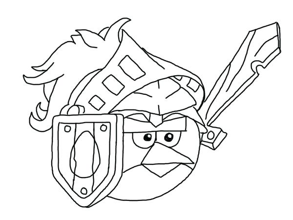 600x450 Great Angry Birds Coloring Page Crayola Photo Books Red Bird