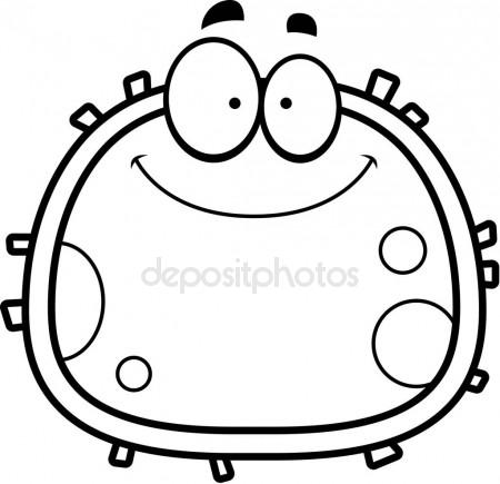 450x435 Red Blood Cell Smiling Stock Vector Cthoman