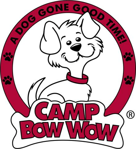441x480 Camp Bow Wow Home Door Decal Same Day Sign