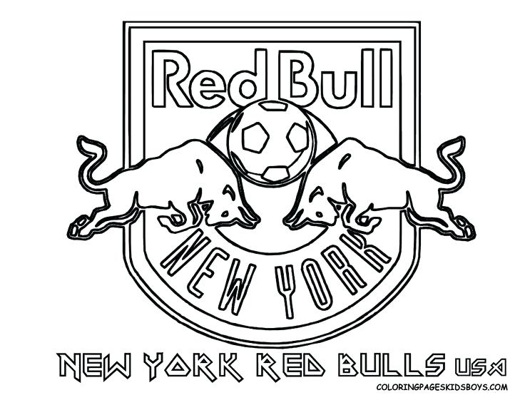 736x568 Soccer Coloring Pages For Soccer Pictures Red Bull Soccer Coloring