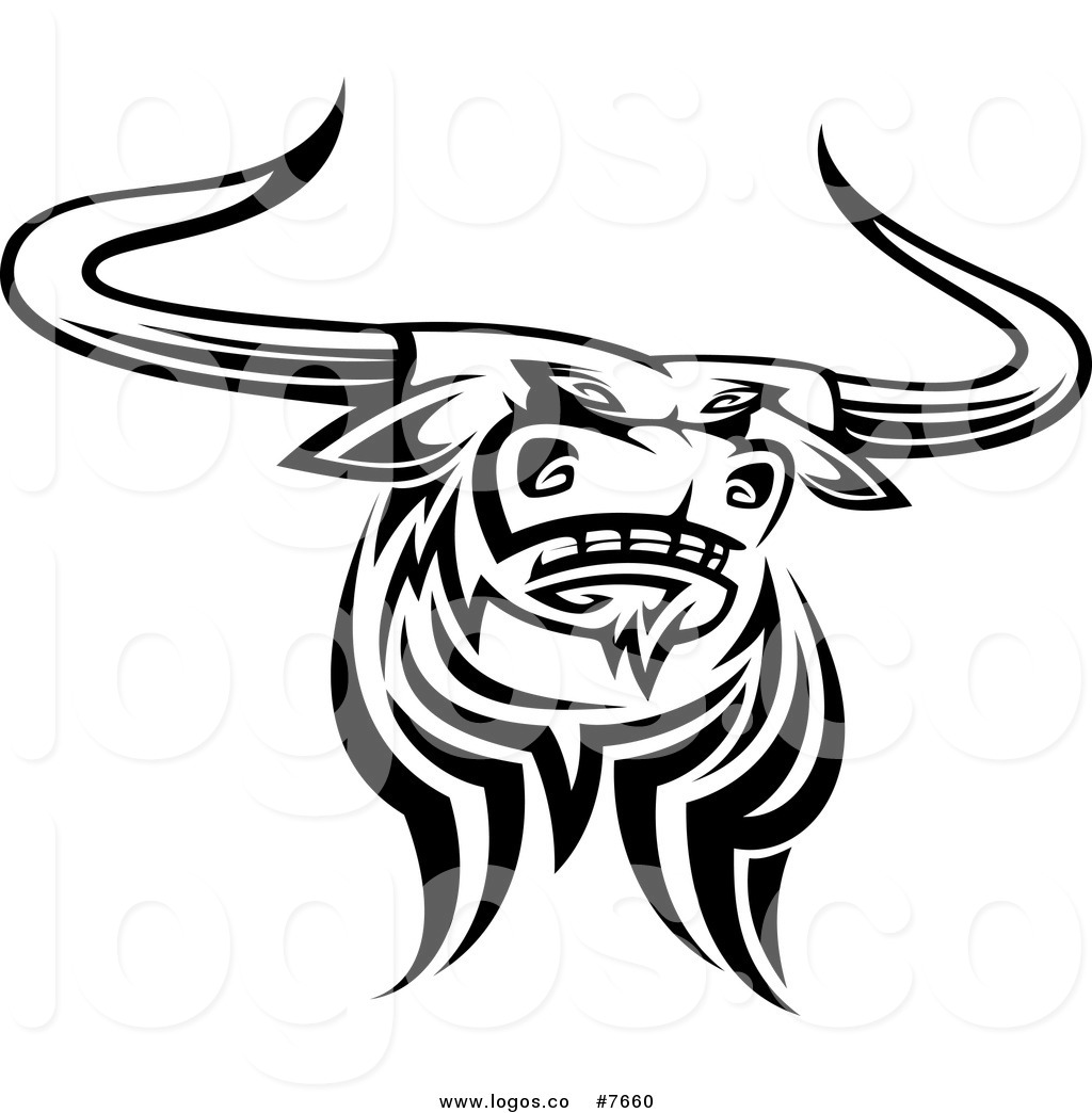 1024x1044 Royalty Free Clip Art Vector Logo Of A Black And White Tribal