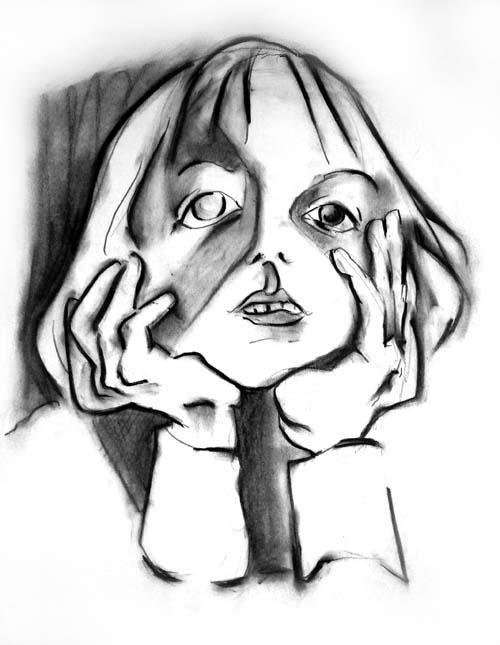 500x645 Drawings By Stefan Stenudd