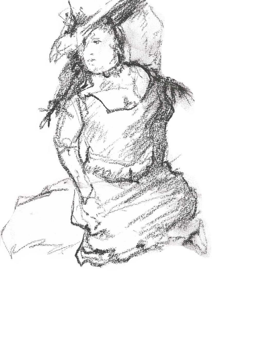 1000x1375 Life Drawings Rebecca Hellard