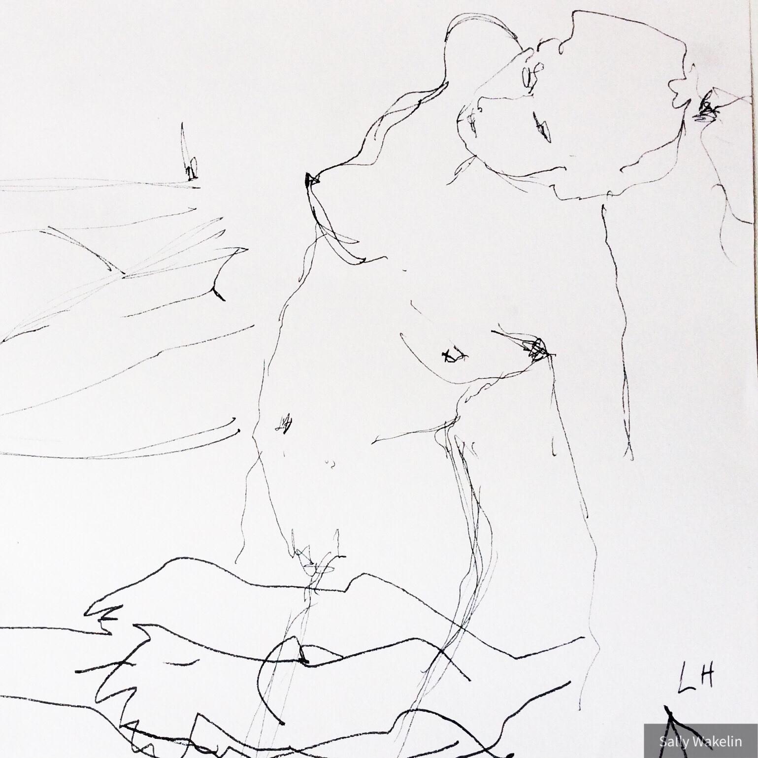 1539x1539 Painting Sally Wakelin Studies In Creativity