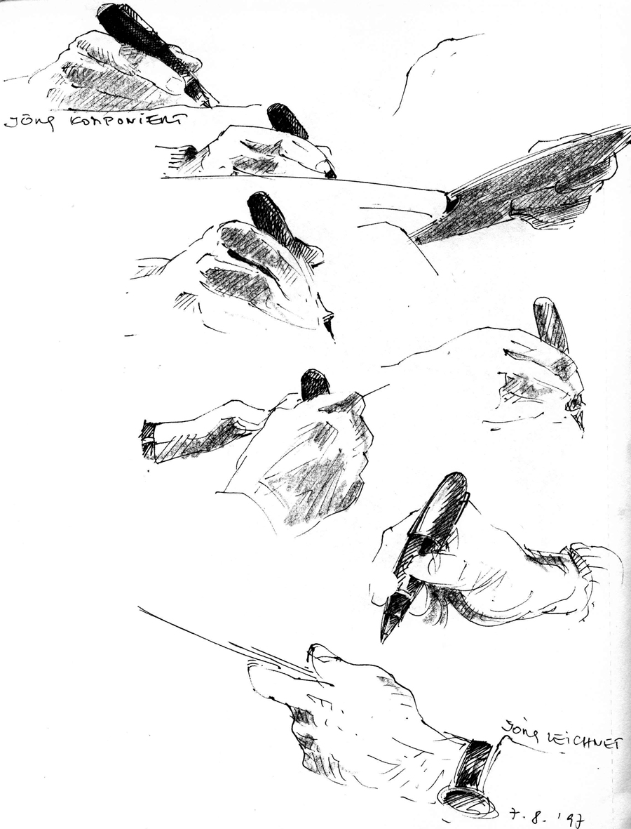 900x1181 Sketching Artists